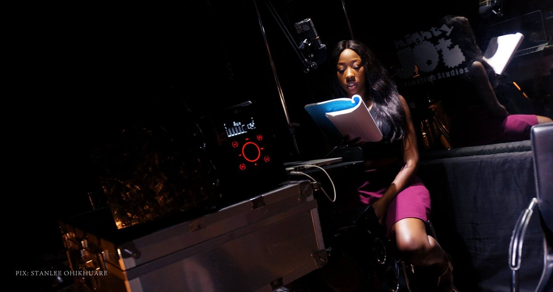BEVERLY NAYA - Re-voicing for her character