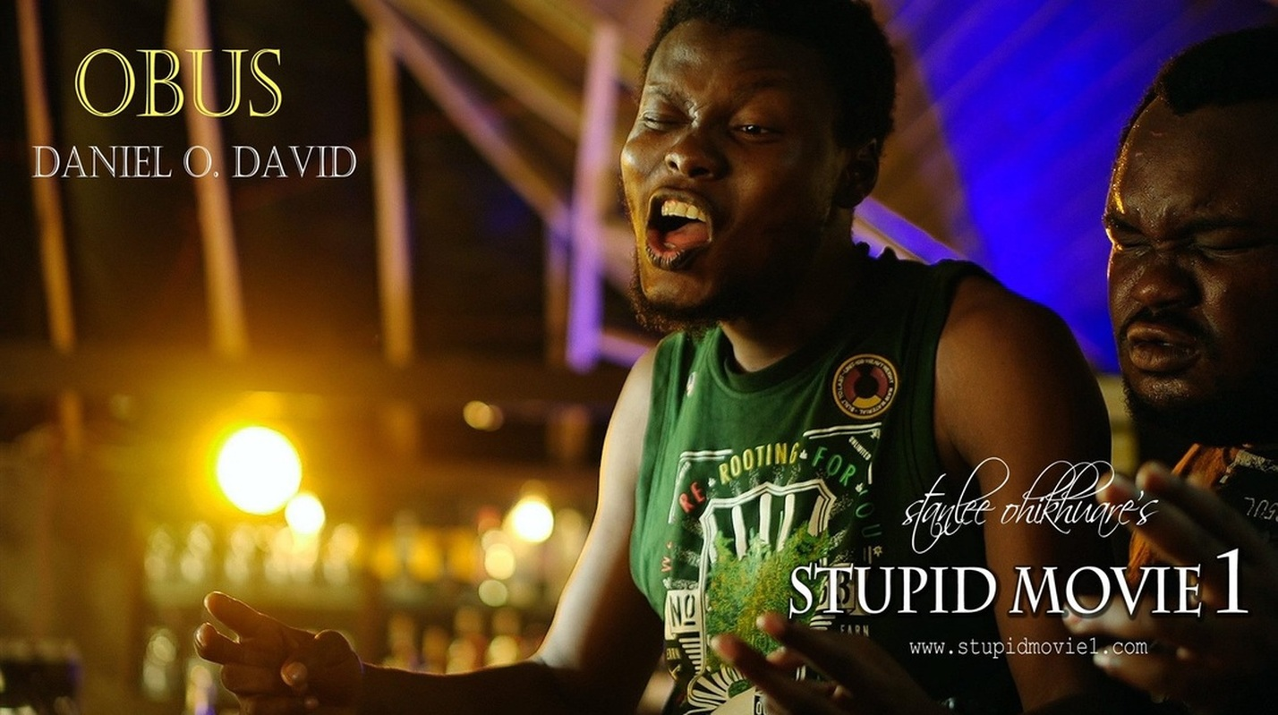 (STUPID MOVIE CAST)   DANIEL O. DAVID - AS OBUS