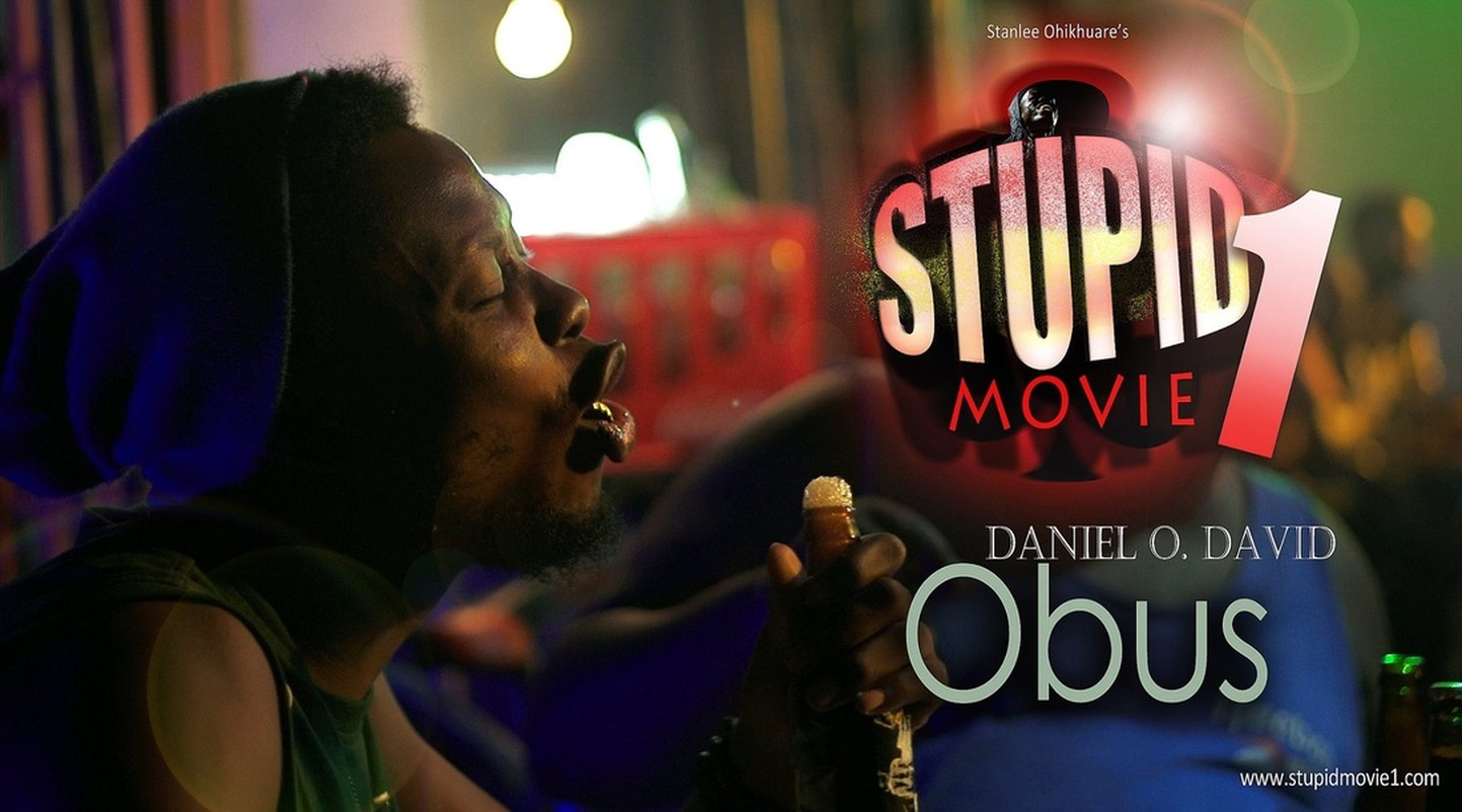(STUPID MOVIE CAST)  DANIEL O. DAVID AS OBUS