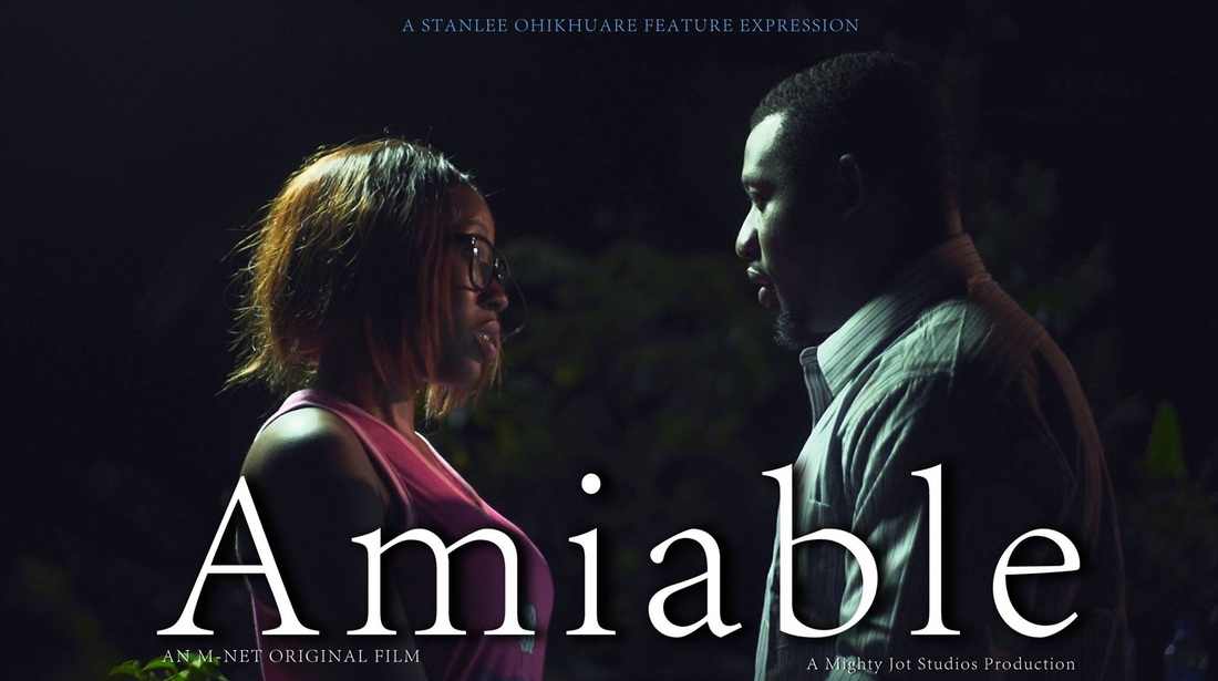 AMIABLE POSTER 2