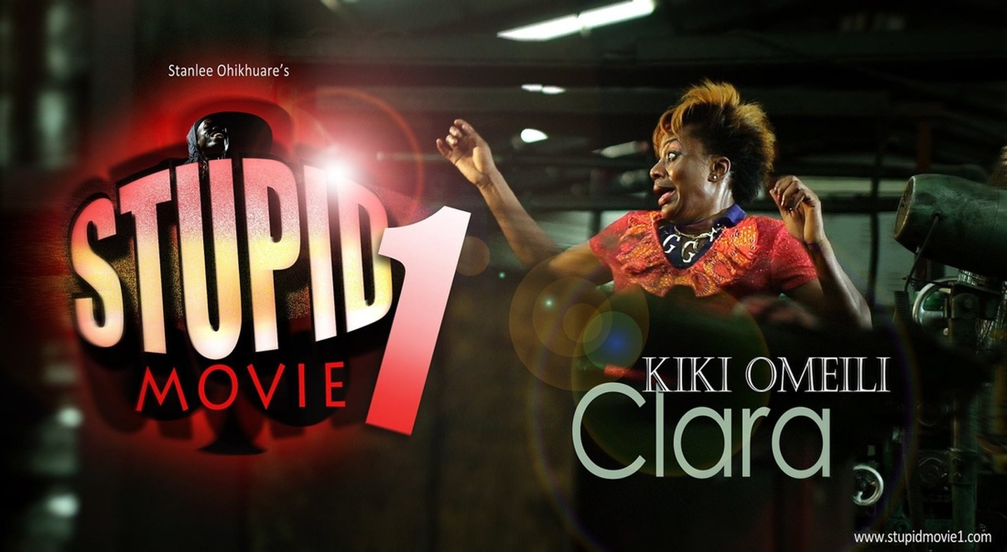 (STUPID MOVIE CAST)   KIKI OMEILI AS CLARA
