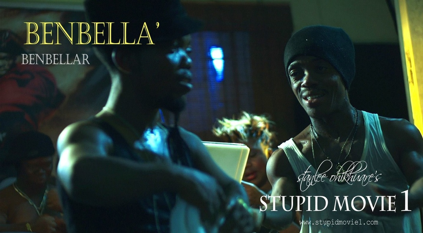(STUPID MOVIE CAST) BENBELLAR MADU AS BENBELLA'