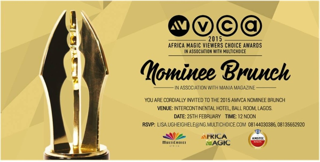 AMVCA NOMINEE BRUNCH