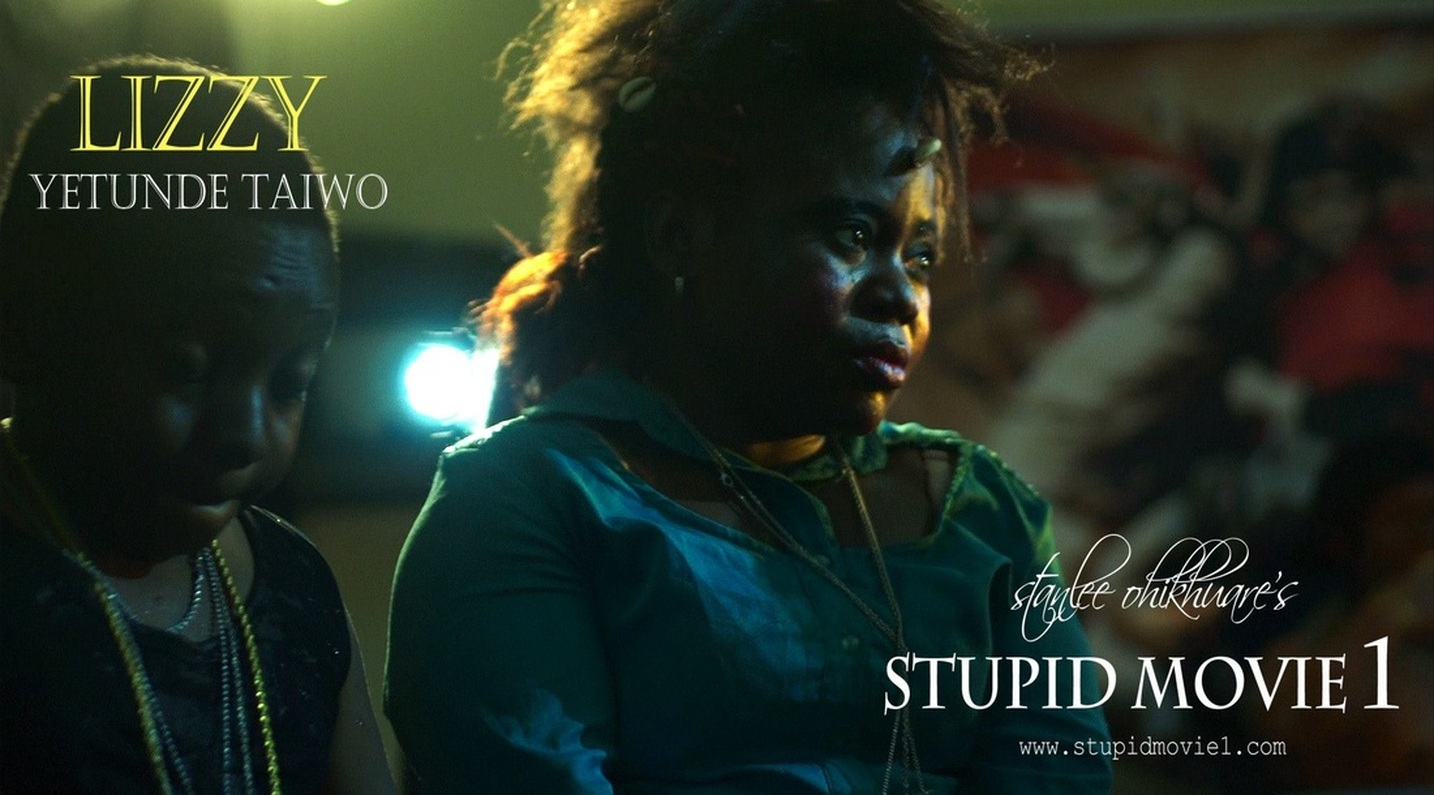 (STUPID MOVIE CAST)  YETUNDE TAIWO AS LIZZY
